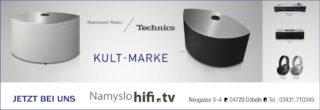 Neu bei uns - Technics - die Kult-Marke